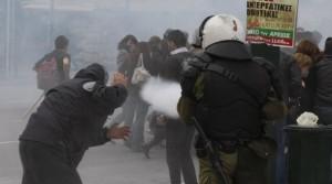 Grécko sa zmieta v štrajku!!!